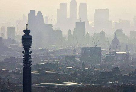 Poluição do ar implica em um grande aumento da pneumonia
