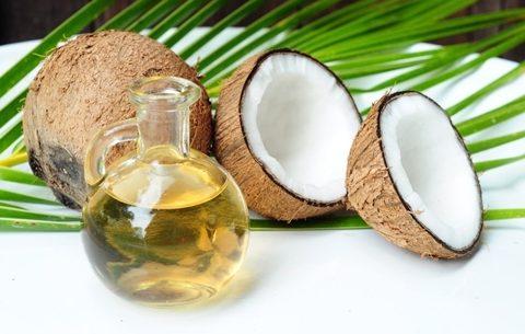 Propriedades do azeite de coco