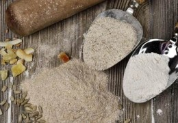 Farinha branca vs farinha integral