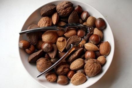 Frutas secas na dieta pode reduzir o risco de obesidade