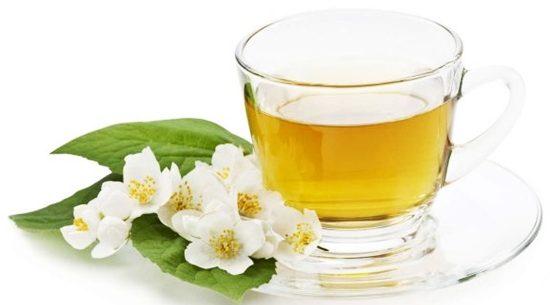 Propriedades do chá de jasmim