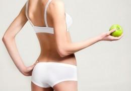 Alimentação saudável para um bumbum perfeito