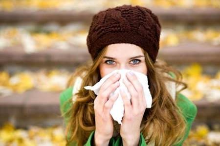 Chás para combater alergias