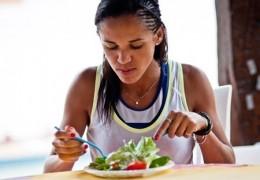 Alimentação para os atletas