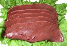 Fígado um excelente alimento para superar a anemia