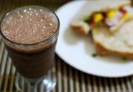 3 benefícios do leite com achocolatado