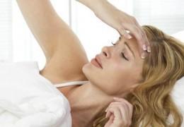 Efeitos negativos de dormir pouco
