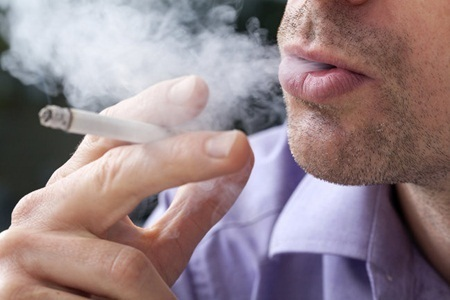 Conheça os danos da fumaça do cigarro