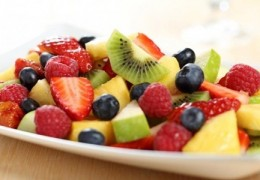 Frutas da primavera