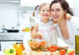 Como fazer com que as crianças se mantenham no peso ideal