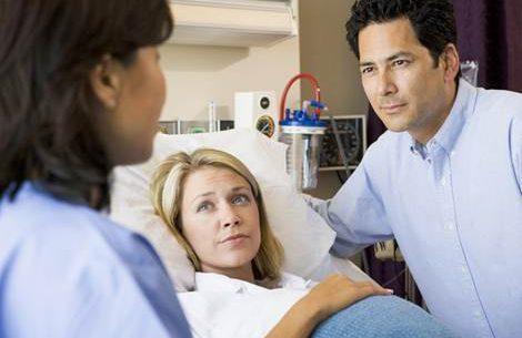 Cuidados na gravidez de alto risco