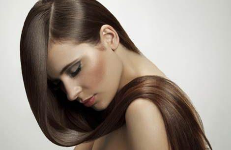 Truques para conseguir cabelos lisos