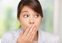 Bebidas para combater o mau hálito
