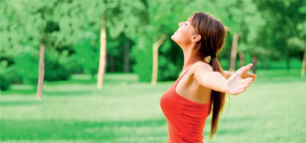 Exercícios de respiração para aliviar as crises de pânico