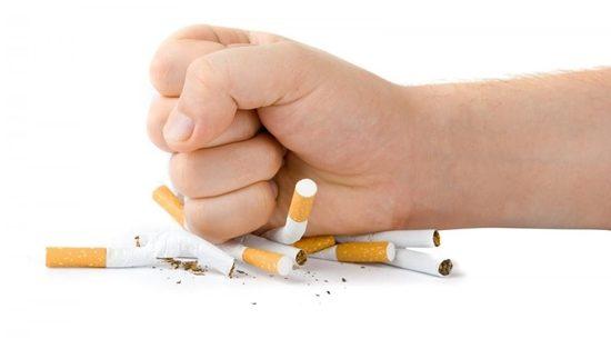 Truques naturais para deixar de fumar