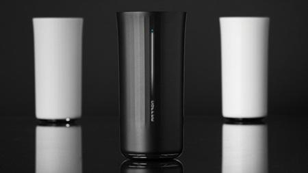 Vessyl: O copo inteligente que reconhece níveis de açúcar, cafeína e calorias