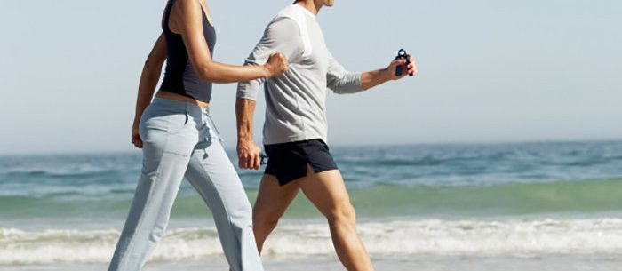 A importância da caminhada para a nossa saúde
