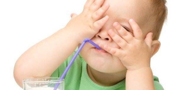 4 sinais de que seu filho tem intolerância à lactose