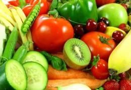 Cinco dicas para obter frutas e legumes saudáveis