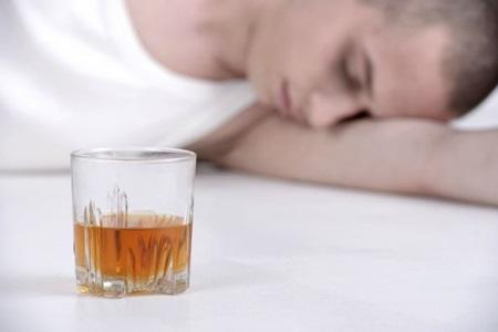 A codificação de alcoolismo em Salsk