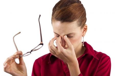 Vitaminas essenciais para a vista cansada