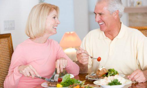 Alimentos para um envelhecimento saudável