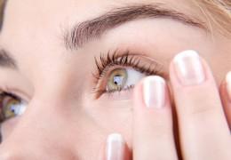 Como evitar os olhos secos