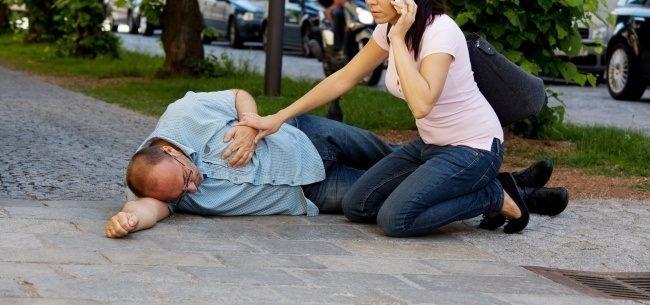 O que fazer se você desmaiar?