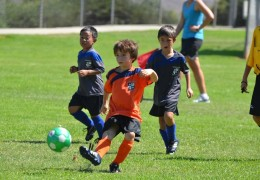Qual é a melhor idade para começar a praticar esportes?