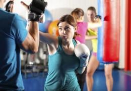 4 benefícios de praticar kickboxing