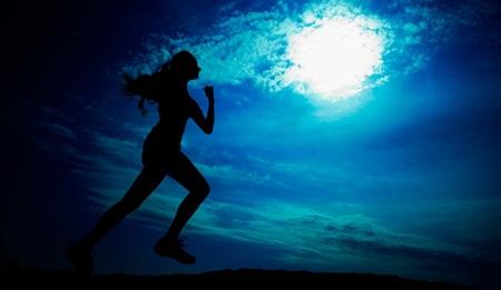 Vantagens de correr à noite