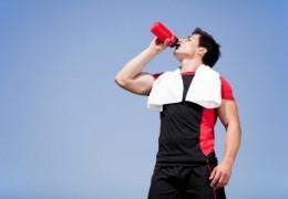Como se hidratar antes de ir para a academia