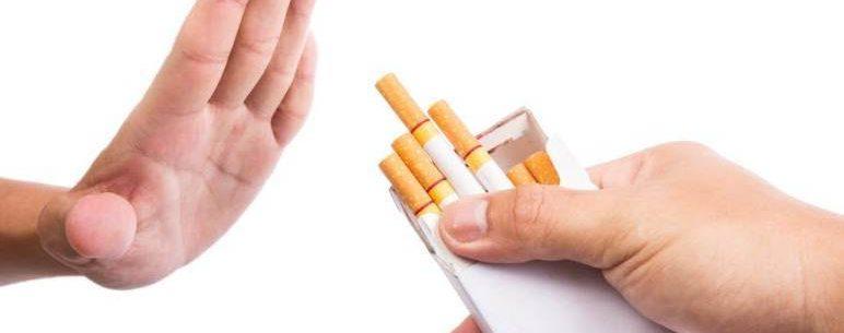 Os primeiros dias após parar de fumar