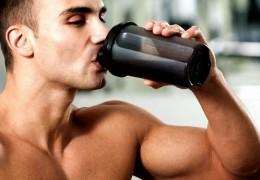 Suplementos alimentares para atletas