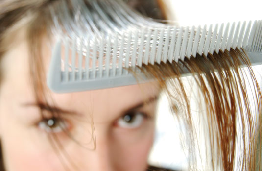 Preparações de cabelo de psoríase