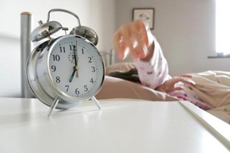 21 dias acordando às 4:30 hrs
