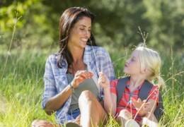 As crianças de seis anos que foram amamentadas têm menor risco de infecções e alergias