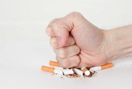 Parar de fumar, benefícios imediatos para o corpo