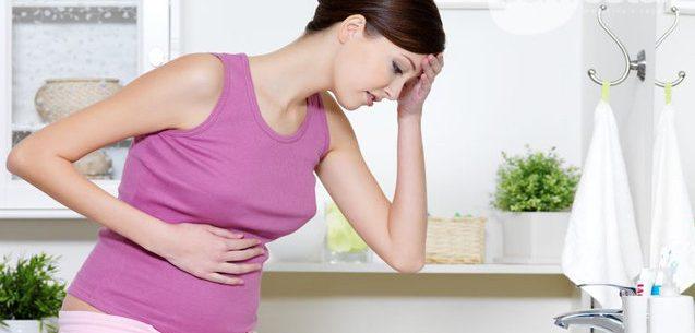 Como combater náuseas durante a gravidez
