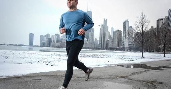 Correr é bom para o cérebro