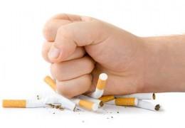 Deixe o cigarro sem ganhar peso