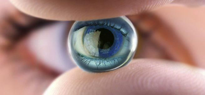 Mitos sobre as lentes de contato