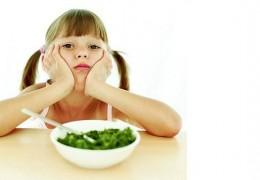 Neofobia alimentar: Um transtorno comum na infância
