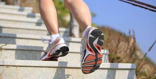 Benefícios de subir escadas