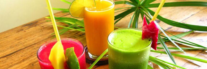 9 batidas de frutas energéticas que você vai adorar