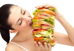 Razões pelas quais sempre estamos com fome