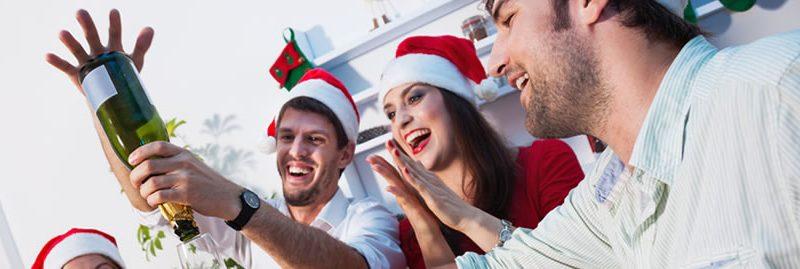 Dicas para um Natal saudável e sem ressaca