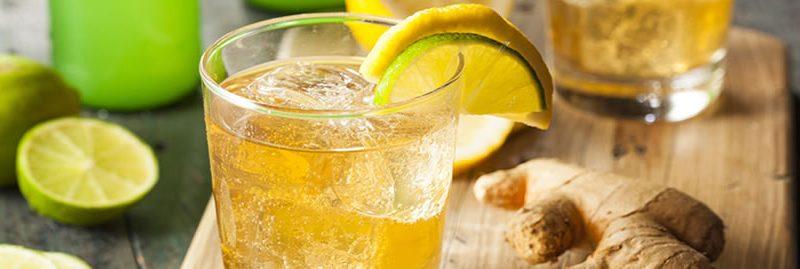 3 benefícios da água com gengibre