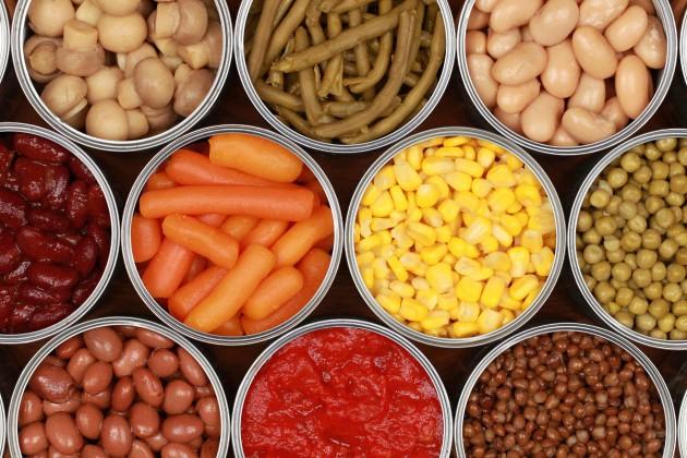 5 alimentos enlatados que devemos consumir regularmente