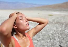 5 sinais de que seu corpo pode estar desidratado